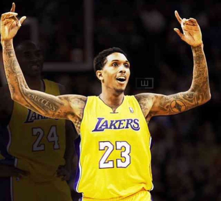 best sneakers 79ec3 531d3 Lou Williams Signs 3-Year Deal with the Los Angeles Lakers ...