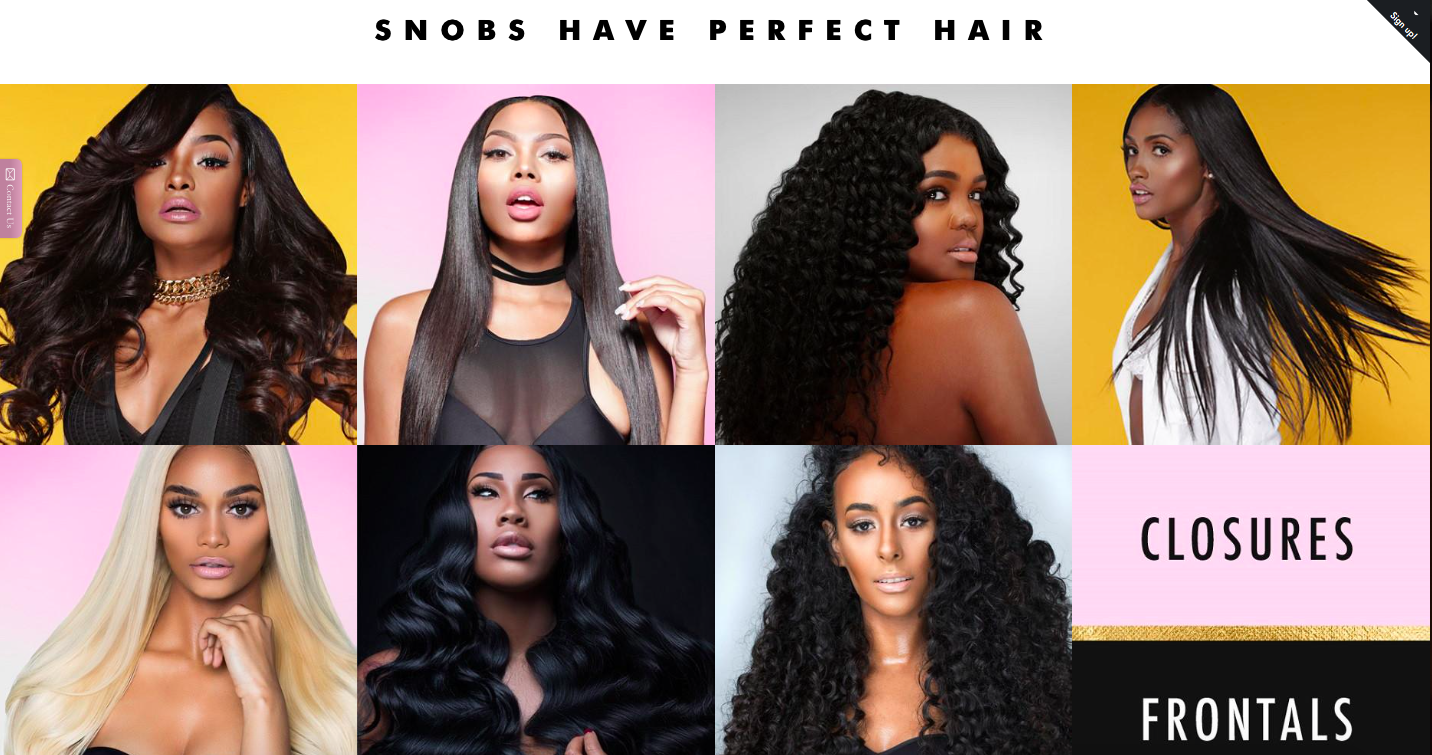Snoblife Is Leading The Hair Industry In Hair Extensions Be Sure To